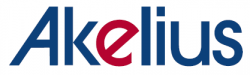Logotyp för Akelius